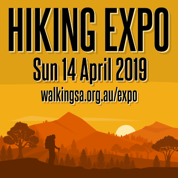 Hiking Expo & Opening of the Bushwalking Season