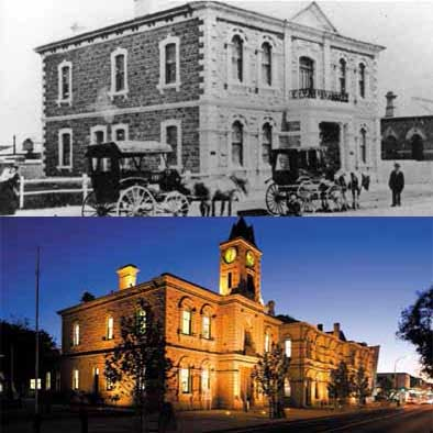 City Heritage Walk (Mt Gambier)