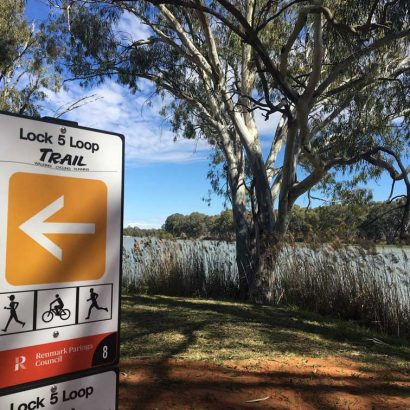 Lock 5 Loop Trail
