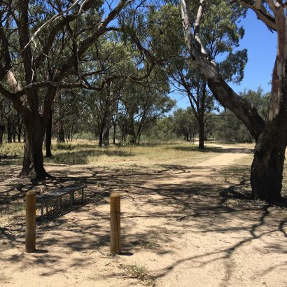 Loxton Walking Trail – Yellow Route