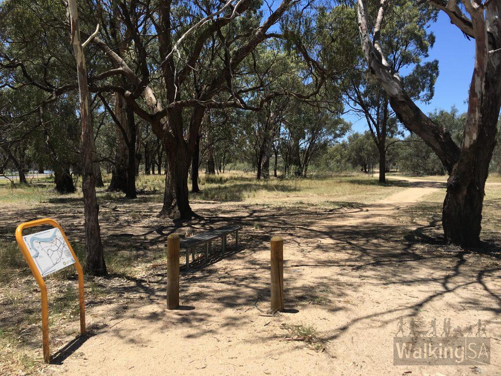 Best Handheld Gps >> Loxton Walking Trail - Yellow Route | Walking SA