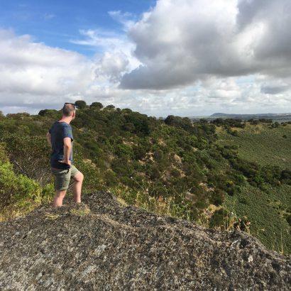 Mt Schank – Car Park to Crater Rim