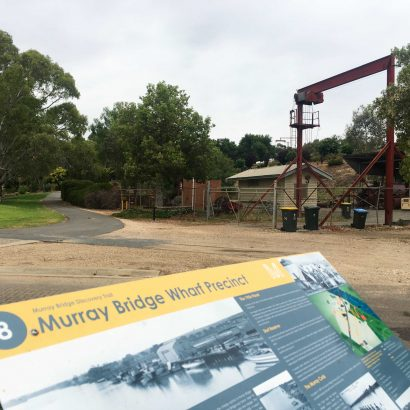 Murray Bridge Discovery Trail