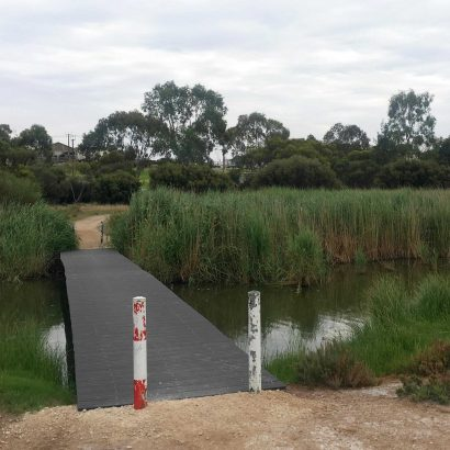 Sanders Loop, Rocky Gully Wetlands, Murray Bridge