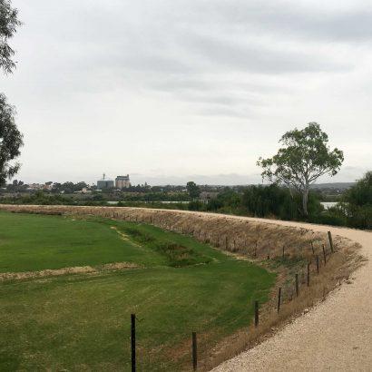 Thiele Reserve to Long Flat, Murray Bridge
