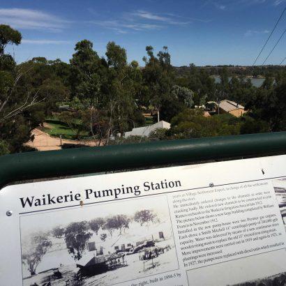 Waikerie Heritage Walk