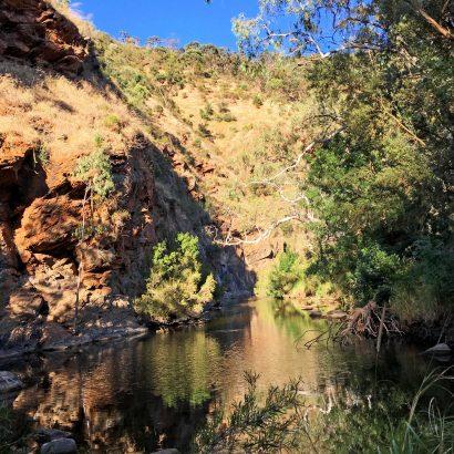 River Hike, Onkaparinga Gorge
