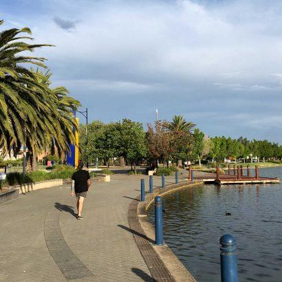 Mawson Lakes loop