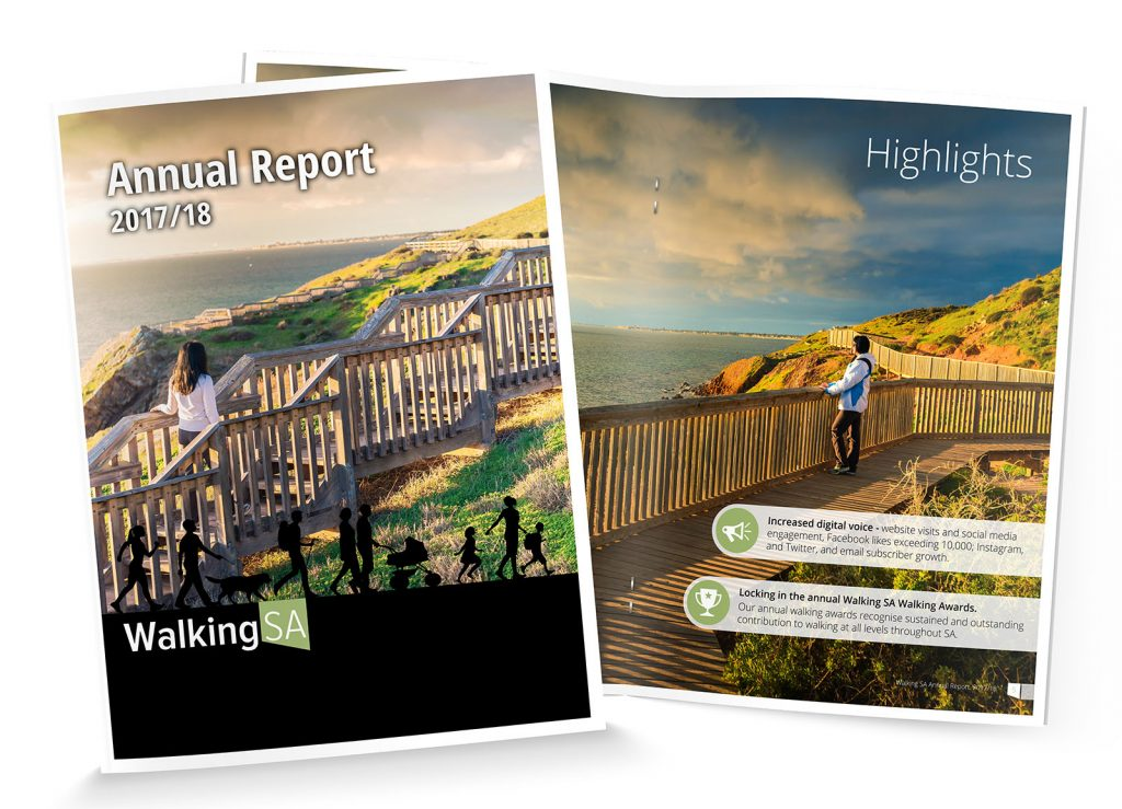 Walking SA 2017-18 Annual Report