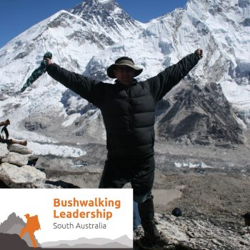 2018 Award Winner: Andrew Govan, Bushwalking Leadership SA