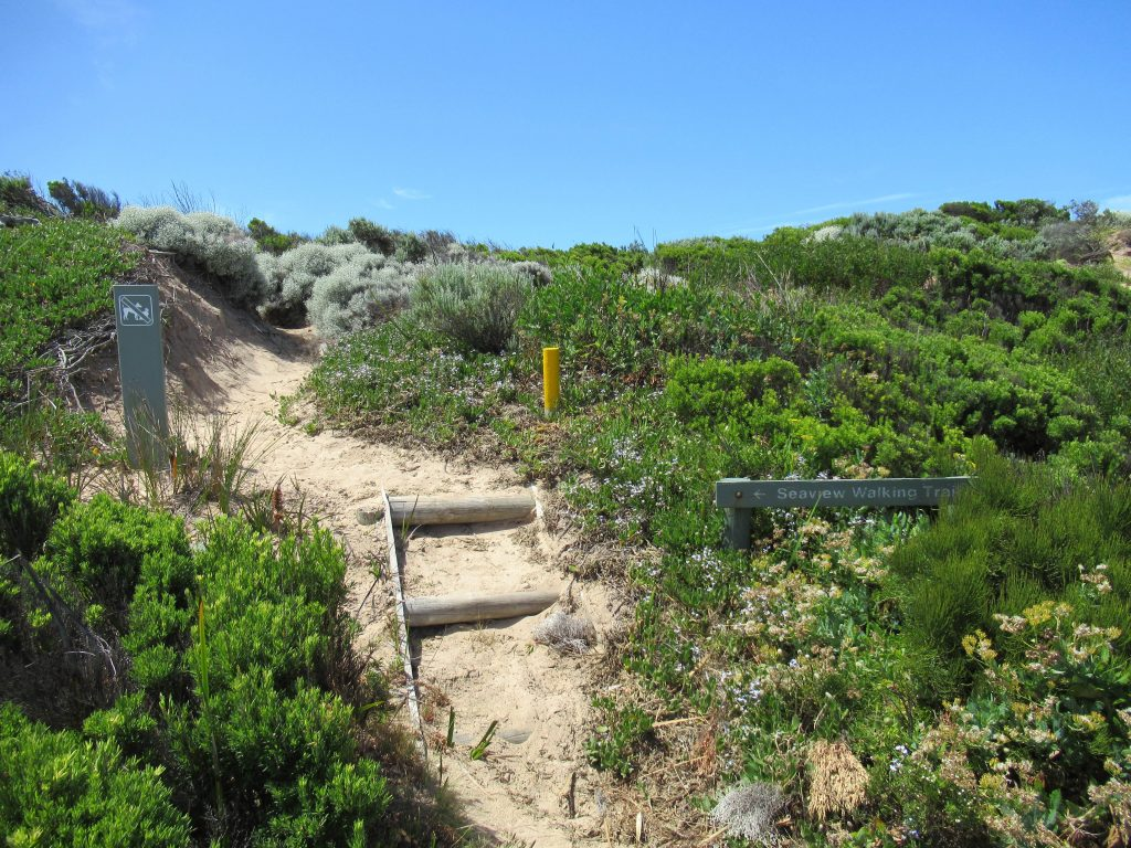 Seaview Walk, Canunda National Park