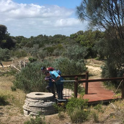 Chinaman's Well Historic Site Journey to Gold Walk