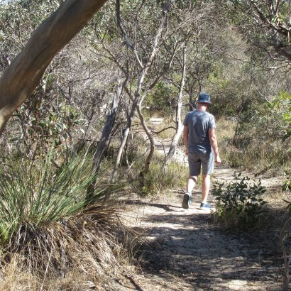 Lions Walking Trail, Meningie