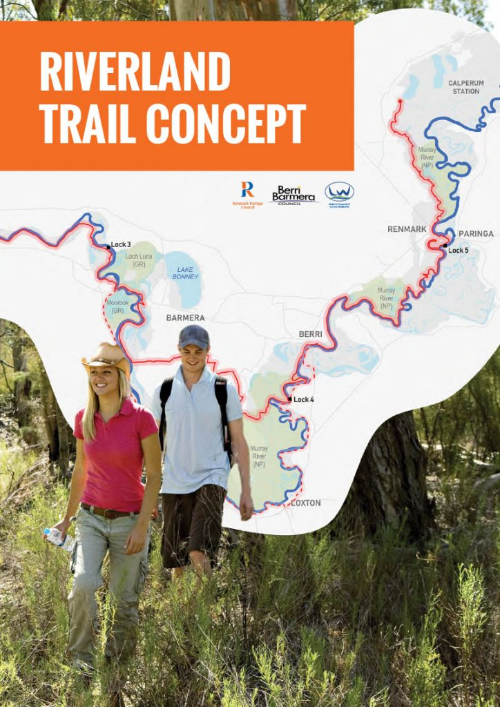 Riverland Trail Concept Plan document