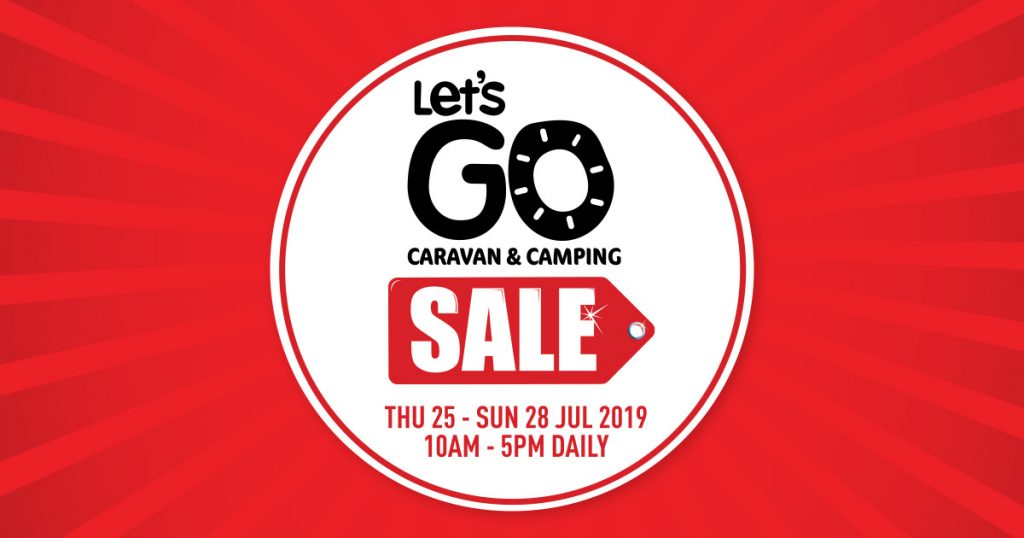 Caravan and Camping Sale Show, Thursday to Sunday, 10am to 5pm daily at Wayville Showgrounds