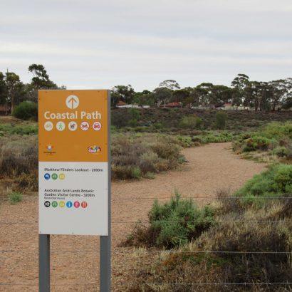 Coastal Path, Port Augusta