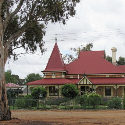 Historic Homes town walk, Crystal Brook