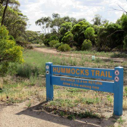 Hummocks Trail, Bute