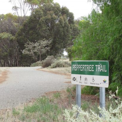 Pepper Tree Trail, Brinkworth
