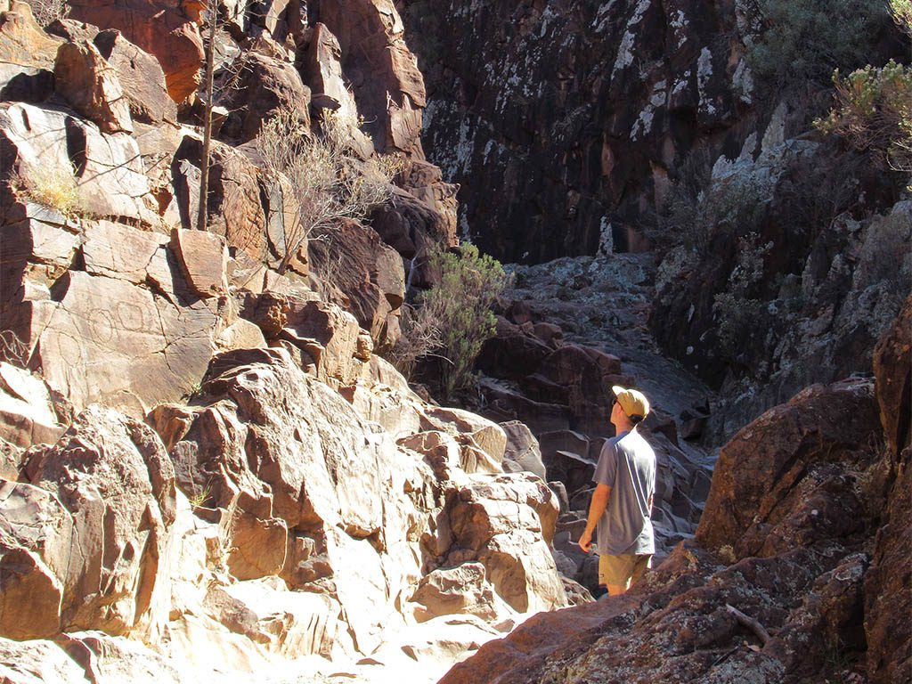 Sacred Canyon Walk