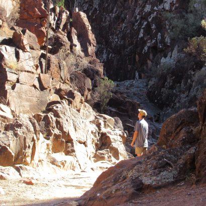 Sacred Canyon Walk
