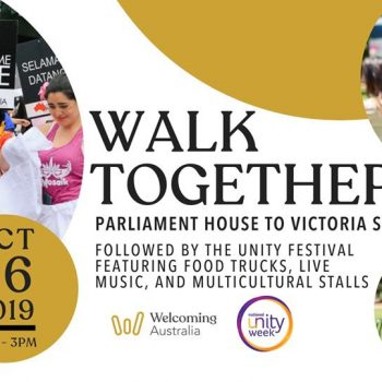 Walk Together Adelaide – Parliament House to Victoria Square