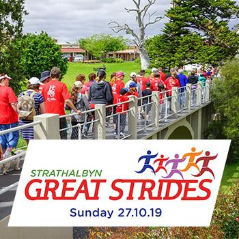 Great Strides Strathalbyn