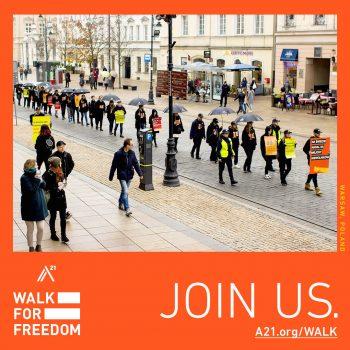 Walk For Freedom Adelaide 2019