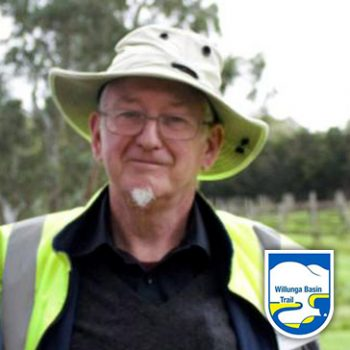 2019 Award Winner: Chris Davies, Willunga Basin Trail