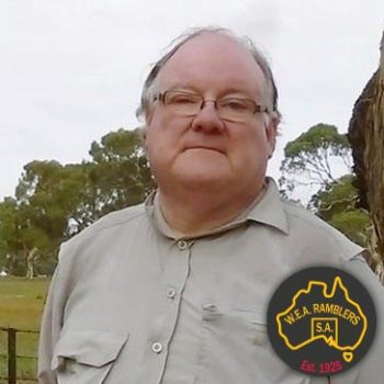 2019 Award Winner: Grant Smith, WEA Ramblers Bushwalking Club