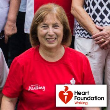 2019 Award Winner: Jill DeCianni, Heart Foundation Walking