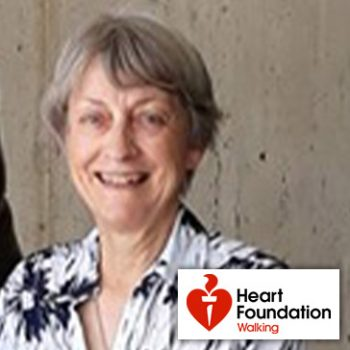 2019 Award Winner: Mary Smith, Heart Foundation Walking