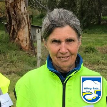 2019 Award Winner: Zara Lupton, Willunga Basin Trail