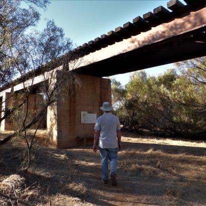Farina Creek Walks (including the Wells Walking Trail)