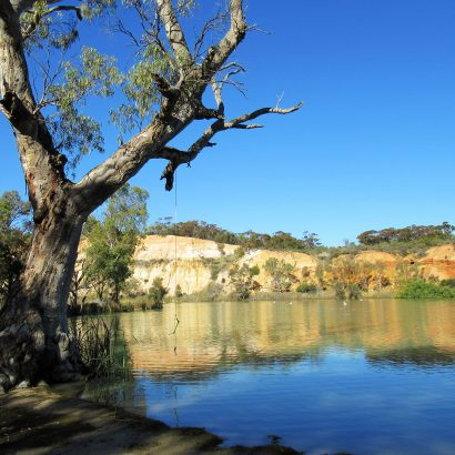 Katarapko Trail, Murray River National Park