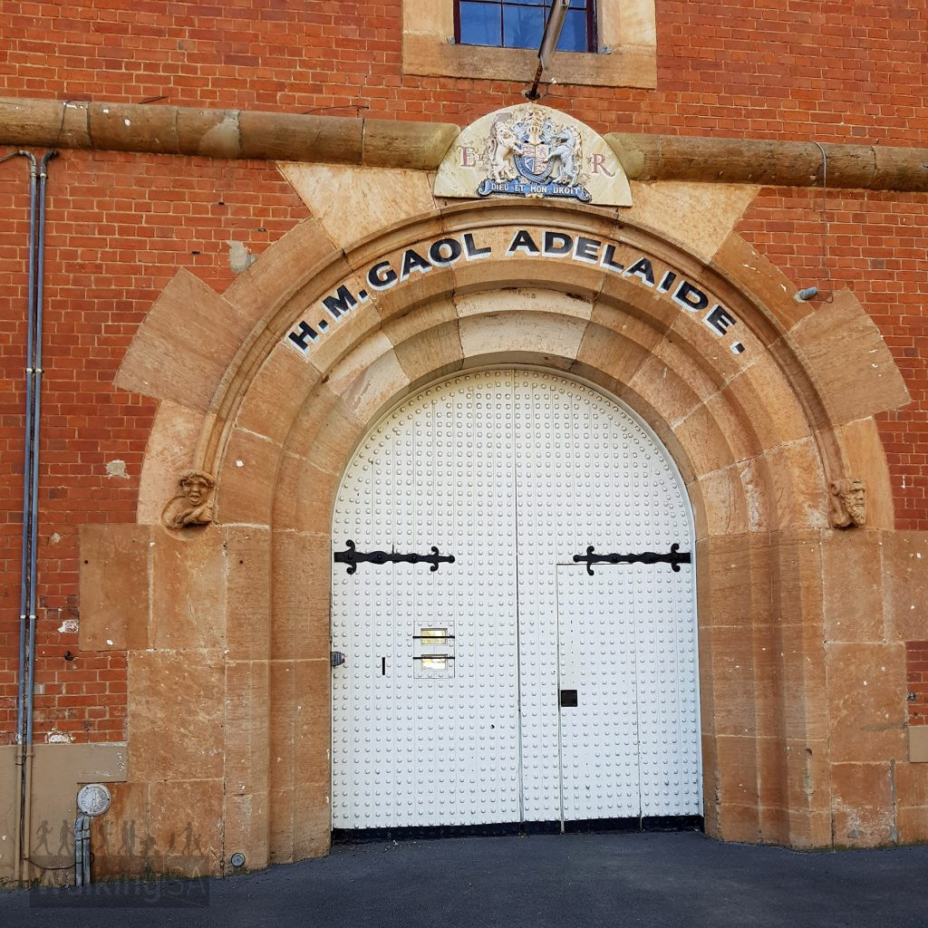 Site 9: Old Adelaide Gaol