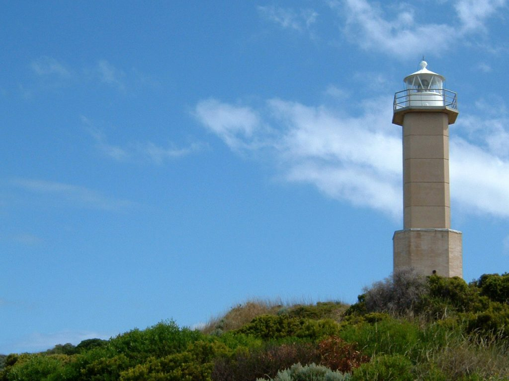 Cape Martin lighthouse
