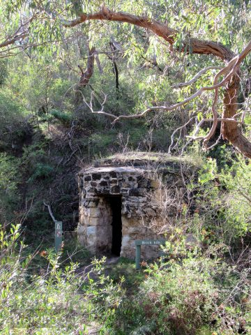The Brick Kiln near the Crusher House ruins
