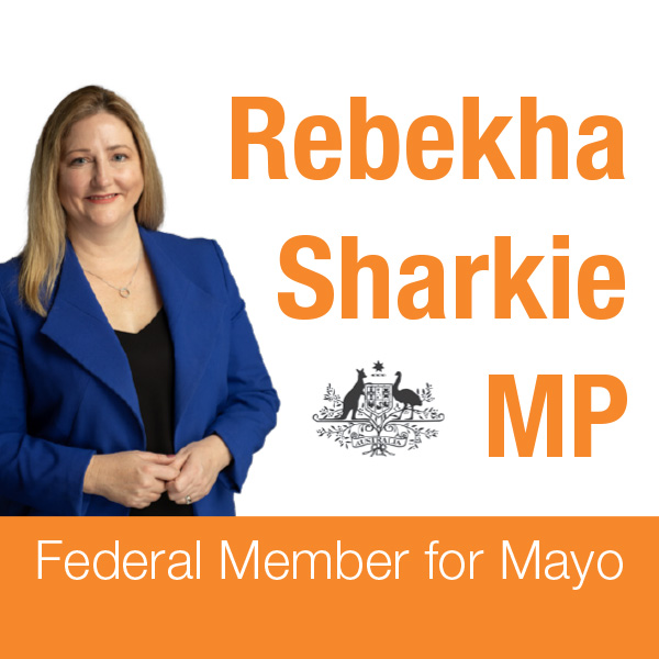 Rebekha Sharkie MP