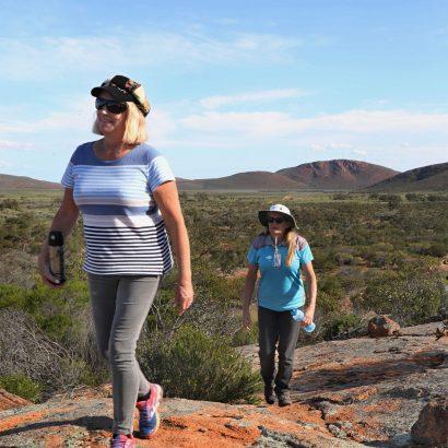 David Cleland Walking Trail, Hiltaba Nature Reserve