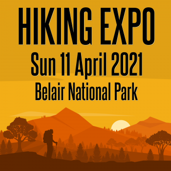 Hiking Expo Belair – Walking SA