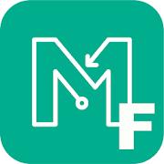 MapRunF smartphone app logo