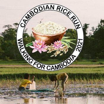 Cambodian Rice Run – Walking for Cambodia