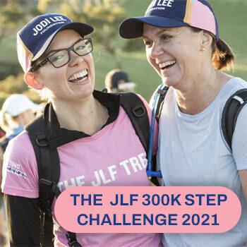 JLF 300K Step Challenge