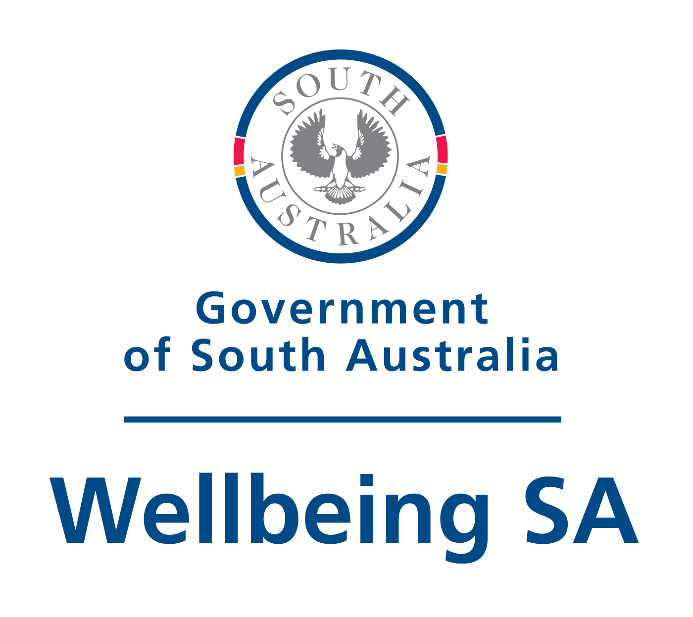 Wellbeing SA logo